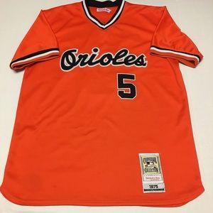 006c408fb Mitchell   Ness Shirts - Rare 1975 Mitchell   ness throwback Orioles jersey